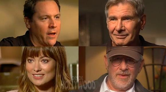 cowboys-aliens-entrevista-jon-favreau-olivia-wilde-harrison-ford-spielberg-howard