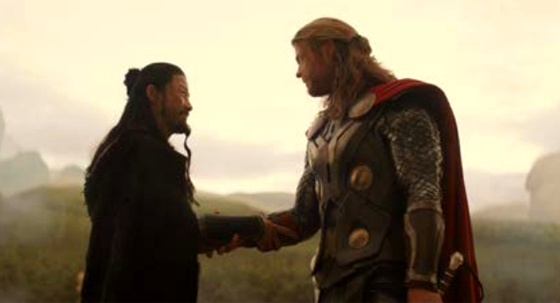 Exclusive: First Image of Tadanobu Asano as Hogun in 'Thor ...