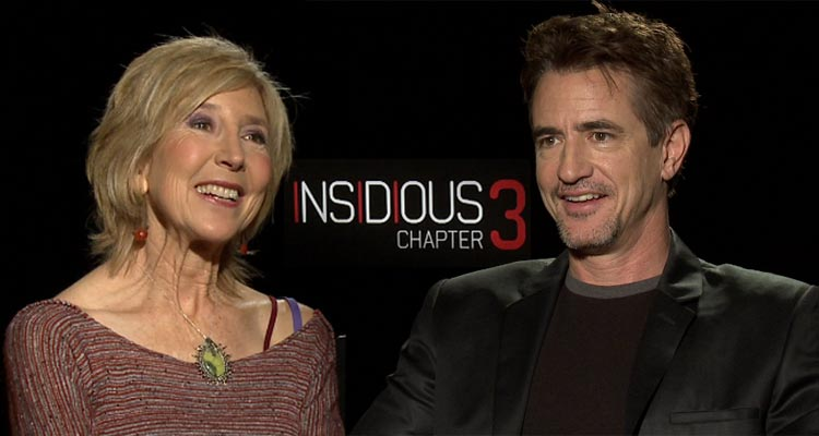 Exclusive Interviews With Insidious Chapter 3 Cast And Director