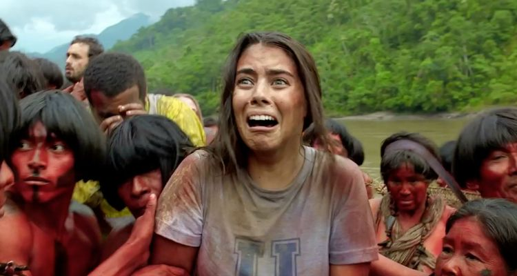 The Green Inferno Featurettes And And More Promotional Videos