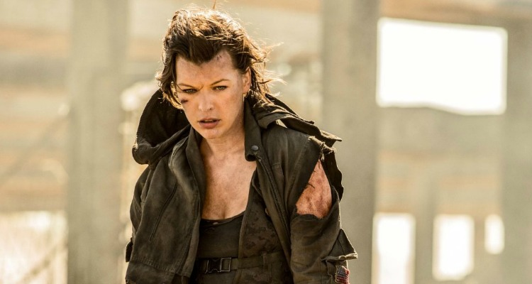Resident Evil The Final Chapter Interview: Action-packed RESIDENT EVIL: THE FINAL CHAPTER Trailer