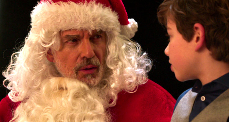 Exclusive Bad Santa 2 Clip Santas Lap Spanish Sub Desde