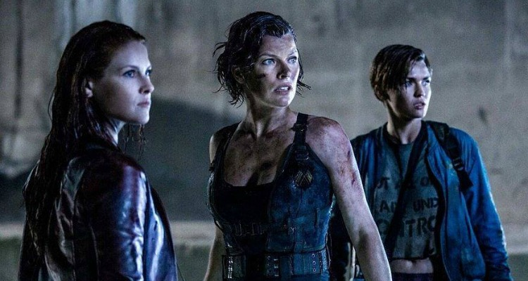 Resident Evil The Final Chapter Interview: Newest RESIDENT EVIL: THE FINAL CHAPTER International