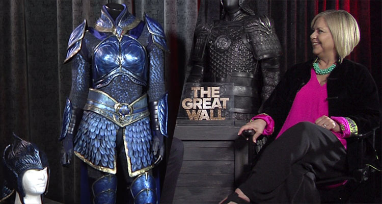 » mexican costume designer mayes rubeo talks the great wall