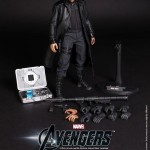 Nick-Fury-The-Avengers-Figuras-Estatuas-Juguetes-Colleccionables-Los-Vengadores