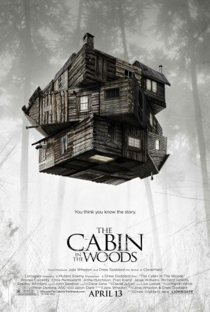 resena-critica-the-cabin-in-the-woods-la-cabana-en-el-bosque-poster