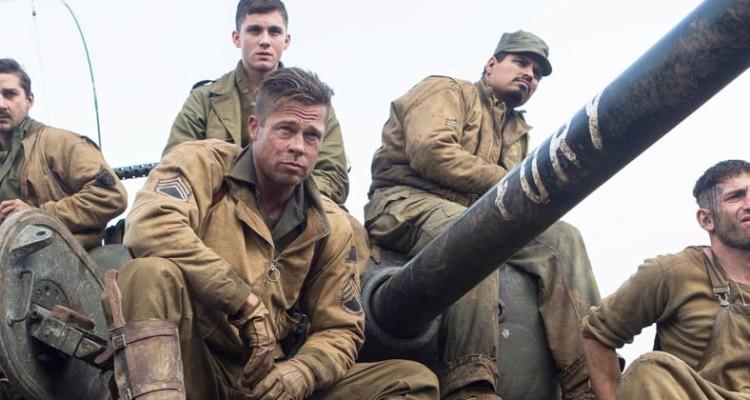 First 'Fury' Trailer with Brad Pitt, Michael Peña, Shia LaBeouf, Logan  Lerman and Jon Bernthal
