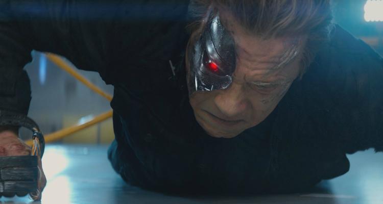 » Second TERMINATOR GENISYS Trailer Reveals More Details