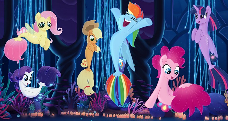 New MY LITTLE PONY: THE MOVIE Trailer And More Promotional Videos