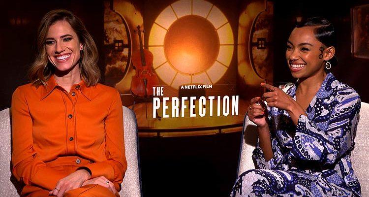 Allison Williams Y Logan Browning Hablan De The Perfection Entrevista Exclusiva