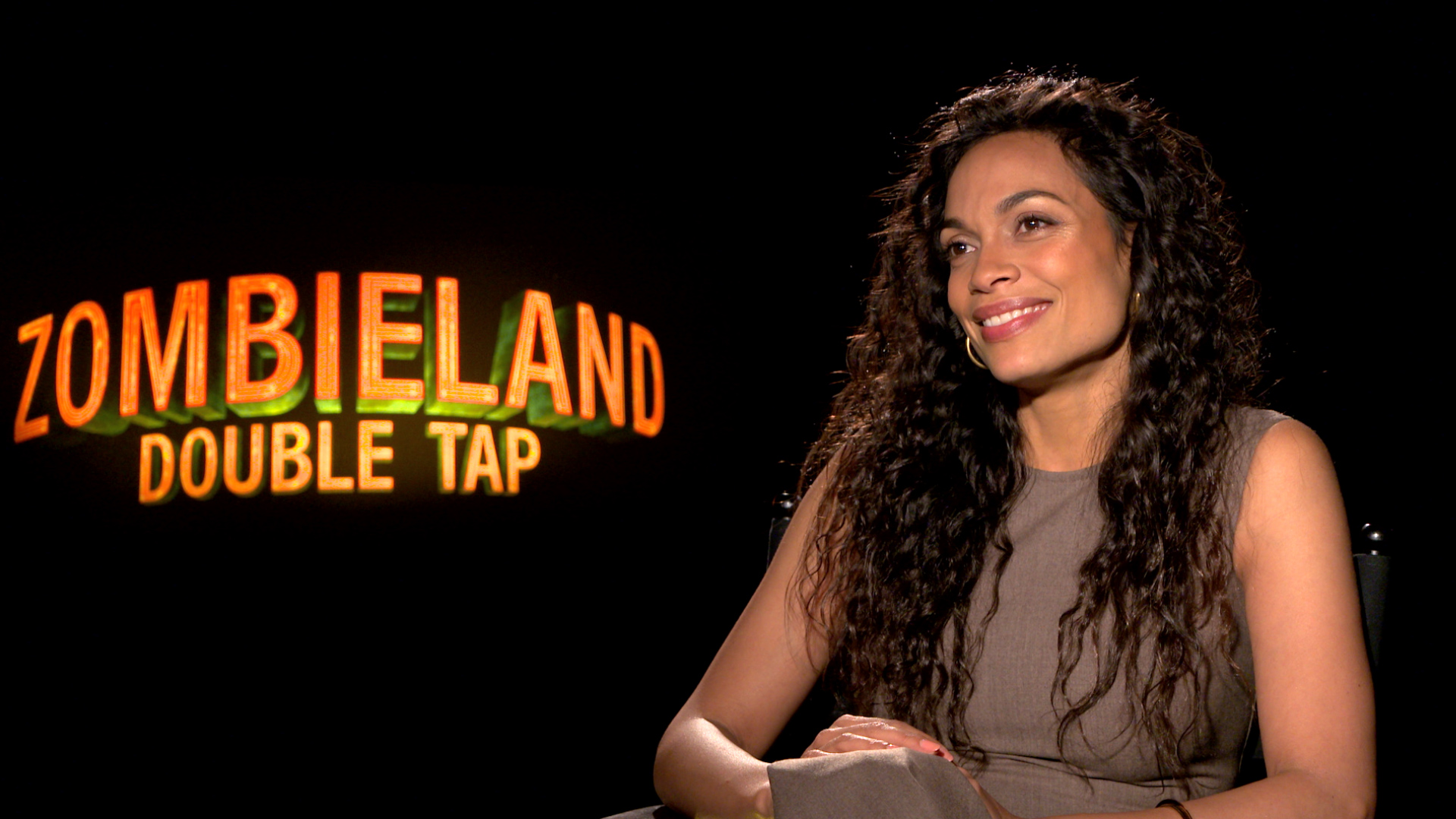 Rosario Dawson Talks Zombieland Double Tap In Exclusive