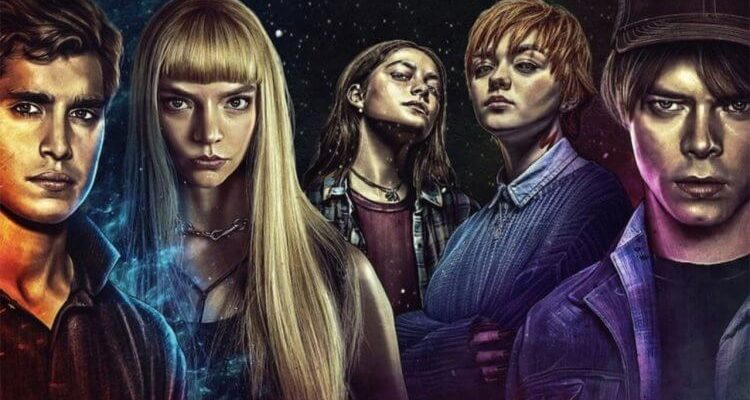 THE NEW MUTANTS Footage and Posters Revealed at ComicCon@Home Panel